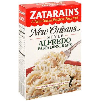 Zatarain's New Orleans Style Alfredo Pasta Dinner Mix, 6.3 oz (Pack of 8)