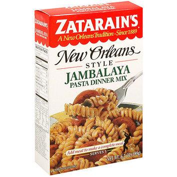 Zatarain's New Orleans Style Jambalaya Pasta Dinner Mix, 6.7 oz (Pack of 8)