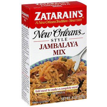 Zatarain's New Orleans Style Original Jambalaya Rice Mix, 8 oz (Pack of 12)