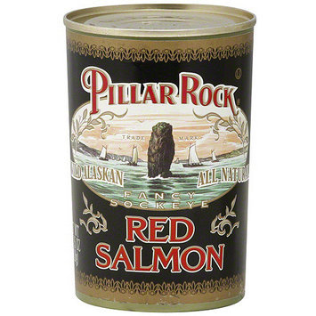Pillar Rock Red Salmon, 14.75 oz (Pack of 12)