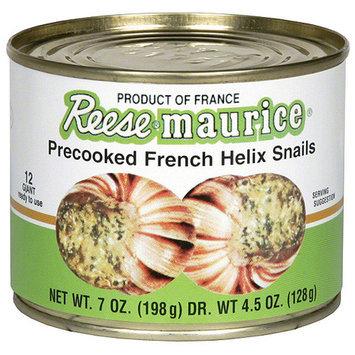 Maitre Jacques Precooked Helix Snails Escargot, 7 oz (Pack of 6)