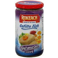 Rokeach Heimeshe Sweet Gefilte Fish, 24 oz (Pack of 12)