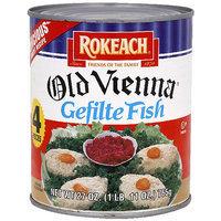 Rokeach Old Vienna Gefilte Fish, 27 oz (Pack of 6)