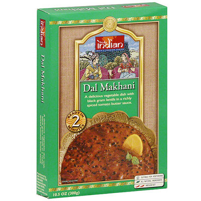 Truly Indian Medium Hot Dal Makhani, 10.5 oz (Pack of 6)