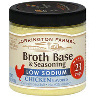 Orrington Farms Chicken Flavored Broth Base & Seasoning, 5 oz (Pack of 6)