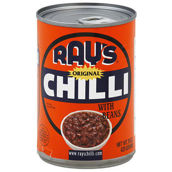 Ray's Chili With Beans, 15 oz (Pack of 12)