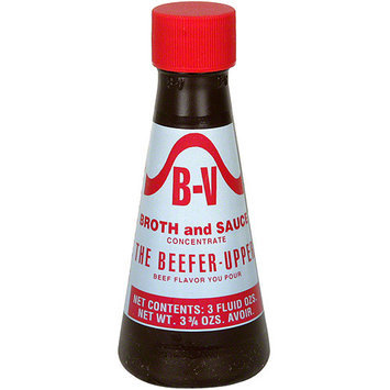 Majors Bv B-V Broth and Sauce Concentrate, 3 fl. oz. each (Pack of 12)