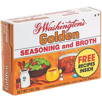 George Washington G. Washington's Golden Seasoning & Broth, 1 oz (Pack of 24)