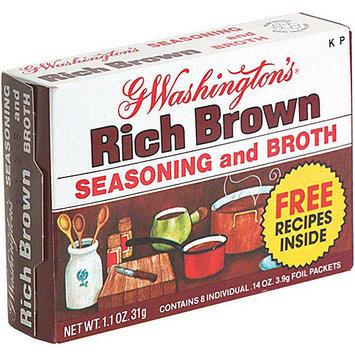 George Washington G. Washington's Brown Seasoning And Broth, 1.1 oz (Pack of 24)