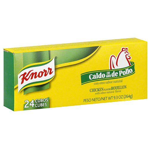 Knorr Chicken Flavor Bouillon, 24ct (Pack of 36)