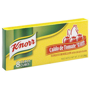 Knorr Tomato With Chicken Flavor Bouillon, 8ct (Pack of 24)