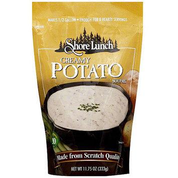 Shore Lunch Creamy Potato Soup Mix, 11.75 oz (Pack of 6)