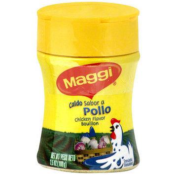 Maggi Chicken Flavored Bouillon, 3.5 oz (Pack of 12)