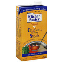 Kitchen Basics Original Chicken Cooking Stock, 64 oz (Pack of 8)