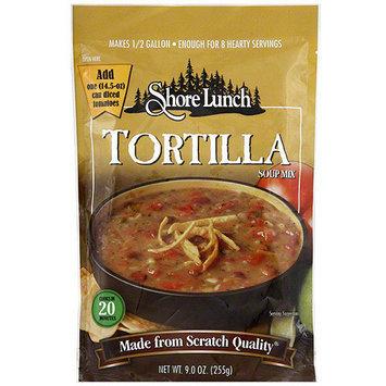 Shore Lunch Tortilla Soup Mix, 9 oz (Pack of 6)