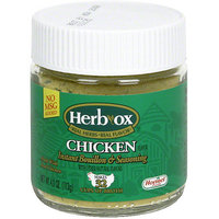 Herb-Ox Chicken Bouillon, 4 oz (Pack of 12)
