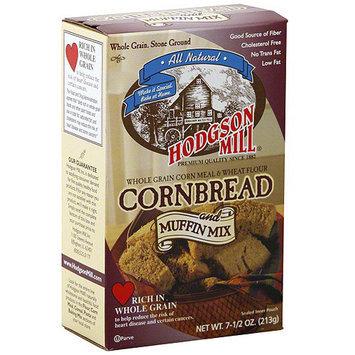 Hodgson Mill Cornbread & Muffin Mix, 7.5 oz (Pack of 8)