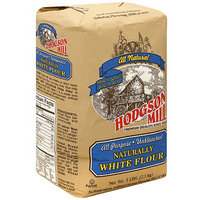Hodgson Mill All Purpose Unbleached White Flour, 5 lb (Pack of 6)