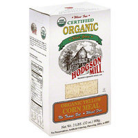 Hodgson Mill Organic Yellow Corn Meal, 32 oz (Pack of 6)
