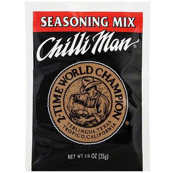 Chili Chilli Man Chilli Seasoning Mix, 1.25 oz (Pack of 24)