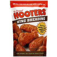 Hooters Wing Breading, 1 lb (Pack of 6)