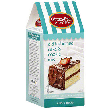 Gluten Free Pantry Gluten-Free Pantry Old Fashioned Cookie Mix, 15 oz (Pack of 6)