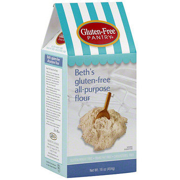 Gluten Free Pantry Gluten-Free Pantry All Purpose Flour, 16 oz (Pack of 6)