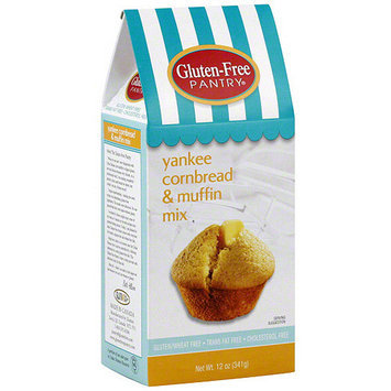 Gluten Free Pantry Gluten-Free Pantry Cornbread Muffin Mix, 12 oz (Pack of 6)