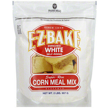 E-Z-Bake White Corn Meal Mix, 2 lb (Pack of 6)