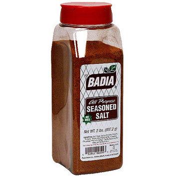 Badia Seasoned Salt, 32 oz (Pack of 6)