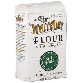 White Lily Self Rising Flour, 5 lb (Pack of 8)