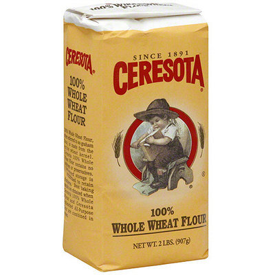 Ceresota Whole Wheat Flour, 2 lb (Pack of 15)