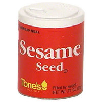 Tone's Tones Sesame Seed, .75 oz (Pack of 6)