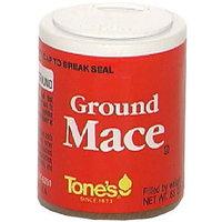 Tone's Tones Ground Milk Mace .65 oz (Pack of 6)