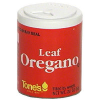 Tone's Oregano Leaf, 0.2 oz (Pack of 6)