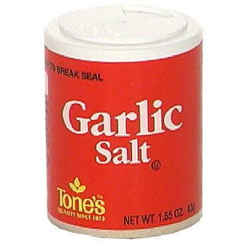 Tone's Garlic Salt, 1.55 oz (Pack of 6)