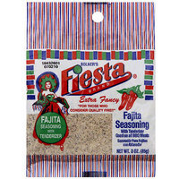 Bolner's Fiesta Brand Fajita Seasoning, 3 oz (Pack of 12)