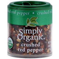Simply Organic Crushed Red Pepper, .42 oz (Pack of 6)