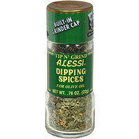 Alessi Dipping Spices For Olive Oil, .76 oz (Pack of 6)