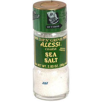 Alessi Coarse Sea Salt, 2.83 oz (Pack of 6)