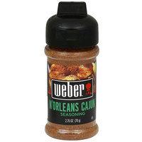 Weber N'Orleans Cajun Seasoning, 2.75 oz (Pack of 6)