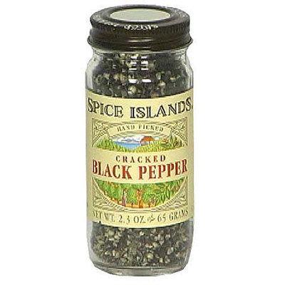 Spice Islands Cracked Black Pepper, 2.3 oz (Pack of 3)