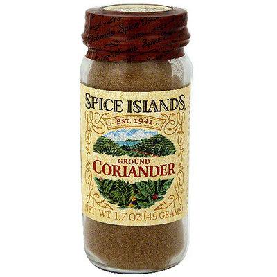 Spice Islands Ground Coriander, 1.7 oz (Pack of 3)