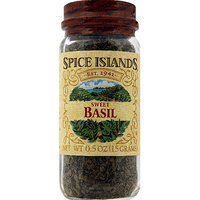 Spice Islands Sweet Basil, 0.5 oz (Pack of 3)