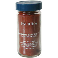 Morton & Bassett Spices Paprika, 2 oz (Pack of 3)