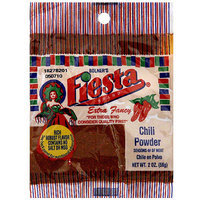 Bolner's Fiesta Brand Extra Fancy Chili Powder, 2 oz (Pack of 12)