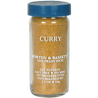 Morton & Bassett Spices Curry, 2.1 oz (Pack of 3)