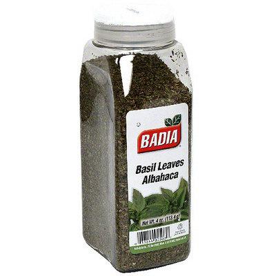 Badia Basil Leaves, 4 oz (Pack of 6)
