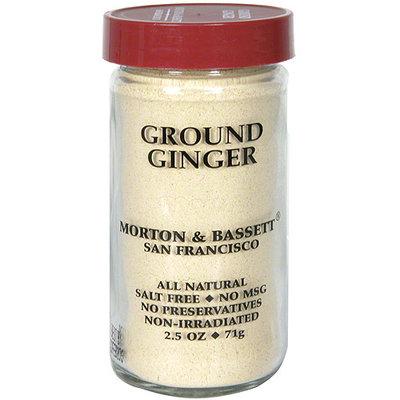 Morton & Bassett Spices Ground Ginger, 2.1 oz (Pack of 3)