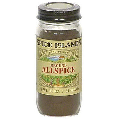 Spice Islands Ground Allspice, 1.8 oz (Pack of 3)